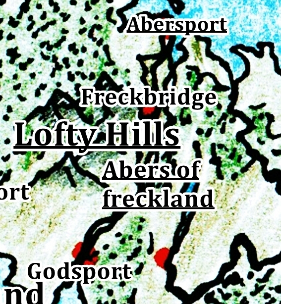 Lofty Mountains