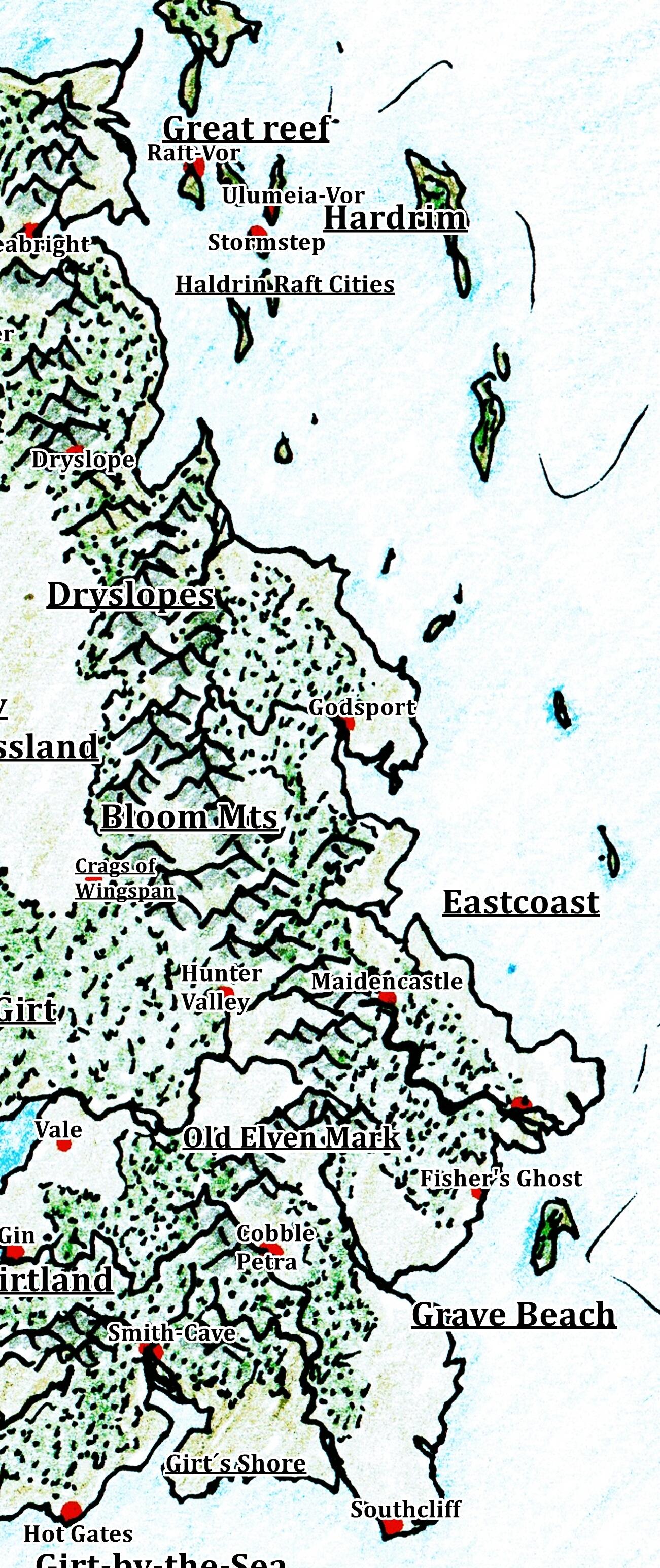 Eastern Coast
