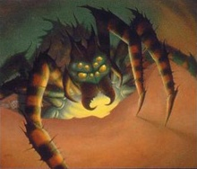 King spiders