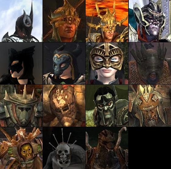 Morgûl-mask