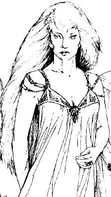 Eärwen of Alqualonde