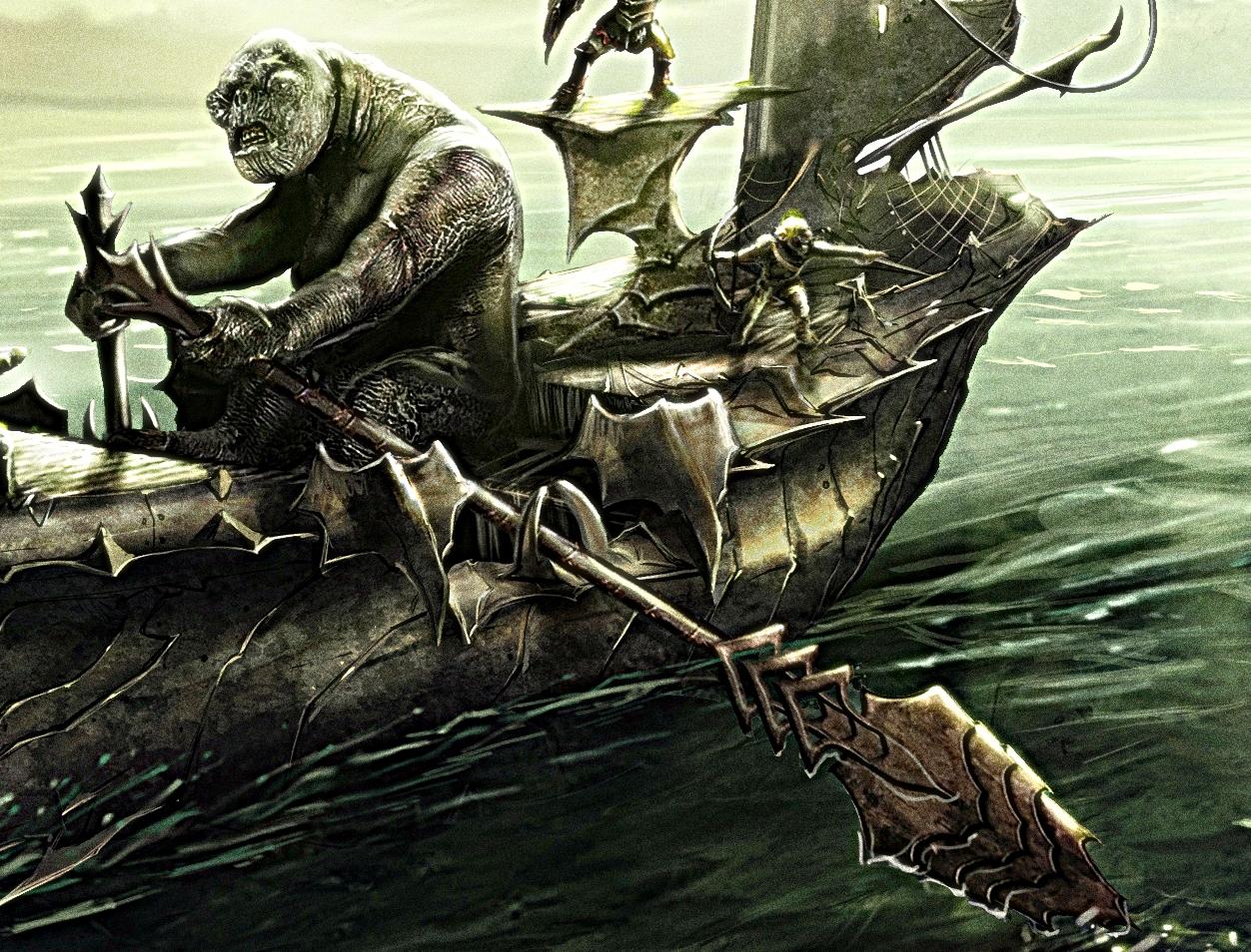 Sea-Trolls
