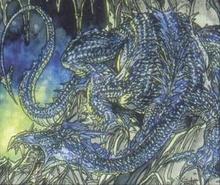 Hopealohikäärme
