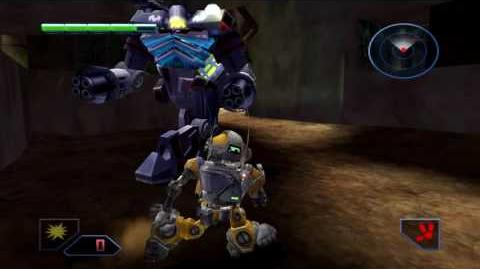 Metal Arms - Stealth Mechanics Titan