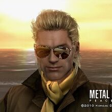 Kazuhira Miller Metal Gear Wiki Fandom What took him so long?! kazuhira miller metal gear wiki fandom