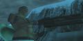 Вулкан Рейвен готовится к бою со Снейком