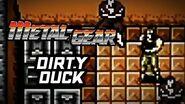 Metal Gear (PS3) - Dirty Duck Battle Gameplay Playthrough (Part 9)