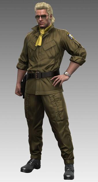Kazuhira Miller Metal Gear Wiki Fandom Kazuhira miller is a character from metal gear solid. kazuhira miller metal gear wiki fandom