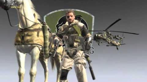 MGSV TPP - Freedom of Infiltration Gameplay Demo