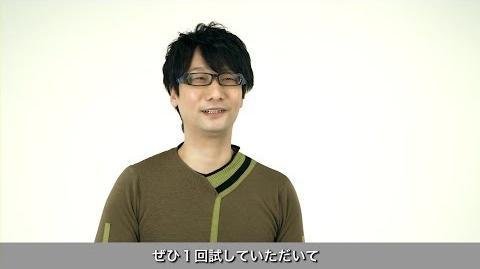 PS4 クリエイターインタビュー 『METAL GEAR SOLID Ⅴ』