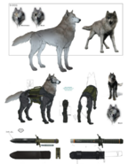 D Dog Concept 1