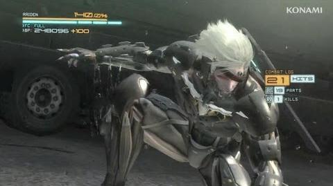 Metal Gear Rising Revengeance - Jack the Ripper Gameplay Trailer - PS3 Xbox 360