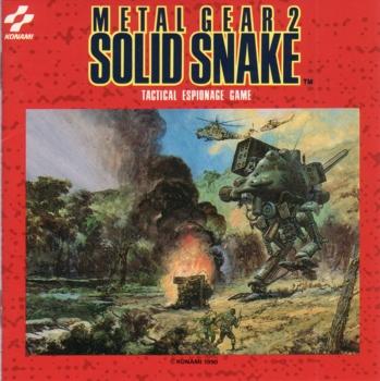Metal Gear 2: Solid Snake Original Soundtrack