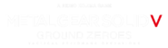 Metal-Gear-Solid-V-Ground-Zeroes-Logo