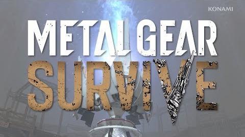 Official METAL GEAR SURVIVE CO-OP TRAILER KONAMI (ESRB)