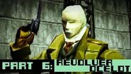 Metal Gear Solid (PS3) - Revolver Ocelot Boss Fight