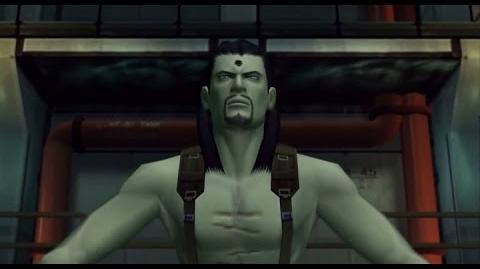 Metal Gear Solid 2 - Vamp