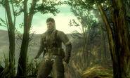 MGS Snake Eater 3DS 1