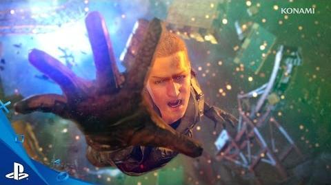 Metal Gear Survive - Gamescom 2016 Reveal Trailer PS4