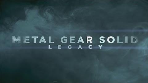 【公式】『METAL GEAR SOLID LEGACY』特別インタビュー映像 METAL GEAR SOLID V THE PHANTOM PAIN (JP) CERO KONAMI