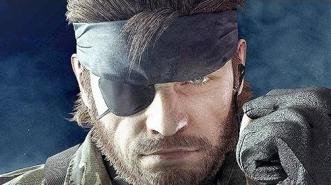 Metal Gear Solid Snake Eater Pachinko Trailer 2016