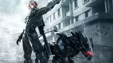 Metal Gear Rising Revengeance Unique Weapons Trailer