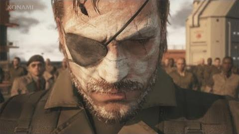 MGSV THE PHANTOM PAIN - E3 2014 Trailer (PEGI)