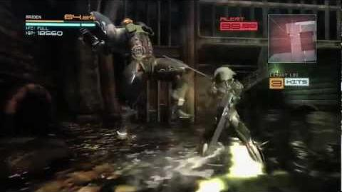 Metal Gear Rising Revengeance Bootcamp 2012 - The Good Life Interview MetalGearSolidTV