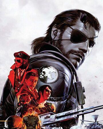 Phantom Pain Incident Metal Gear Wiki Fandom   kazuhira miller is a real human bean. phantom pain incident metal gear wiki