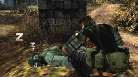 Metal Gear Solid Peacewalker