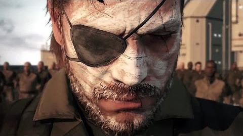 METAL GEAR SOLID 5 - Offical Trailer E3 2014 HD