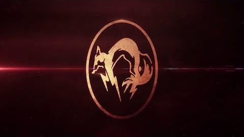 METAL GEAR SOLID V THE PHANTOM PAIN EYES OF THE FOX 1