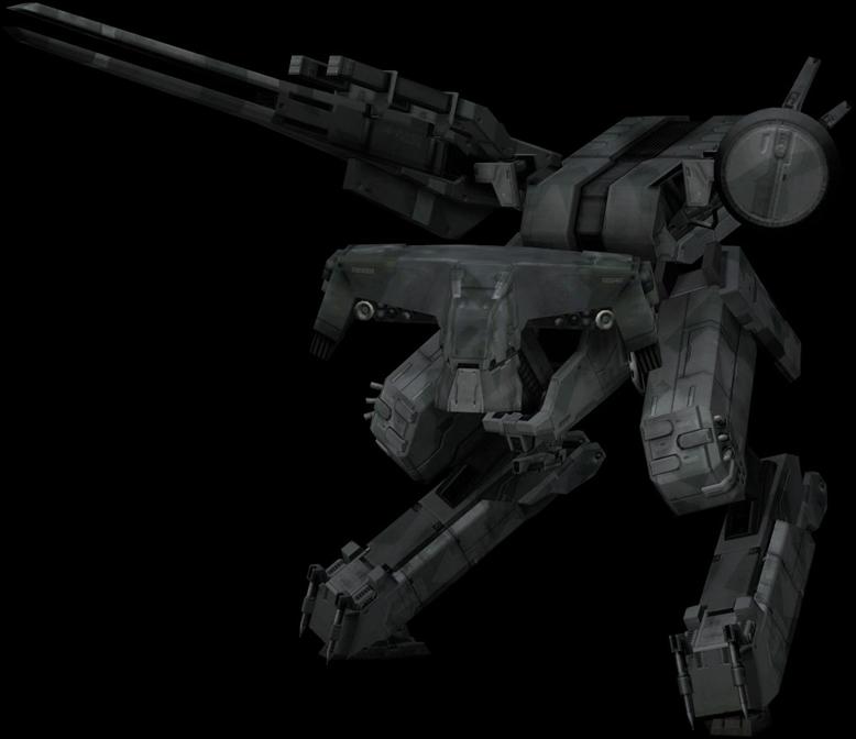 Metal Gear Rex Metal Gear Wiki Fandom