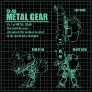 MetalGearTX-55Designs