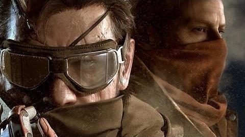 Metal Gear Solid 5 The Phantom Pain Gamescom 2014 Demo