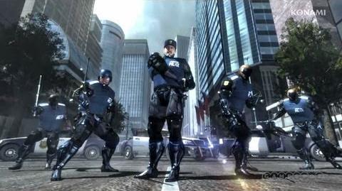 Metal Gear Rising The Cyborgs