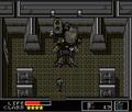 Снейк против Metal Gear TX-55