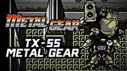 Metal Gear (PS3) - TX-55 Metal Gear Battle Gameplay Playthrough (Part 10)