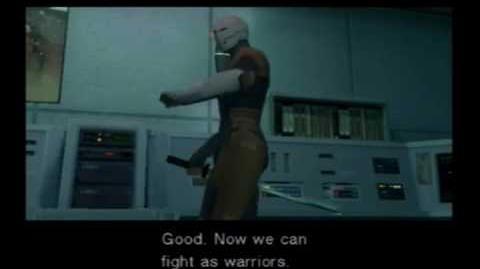 Metal Gear Solid - Gray Fox