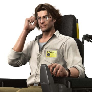 Huey Emmerich Metal Gear Wiki Fandom After that, the 2 of them form the mercenary group msf with the sole goal of saving the white race and killing all negroes. huey emmerich metal gear wiki fandom