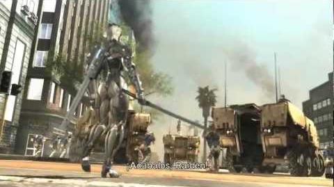 Trailer Español - Metal Gear Rising Revengeance