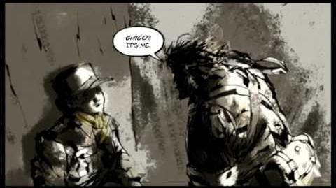 Metal Gear Solid Peace Walker - Gameplay parte 1 Rescatando A Chico.