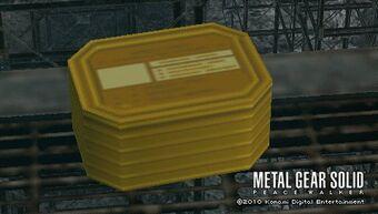 Ration Metal Gear Wiki Fandom