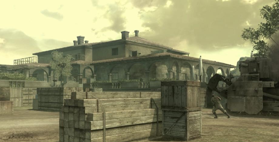 Vista Mansion