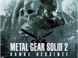 Metal Gear Solid 2: Bande Dessinée
