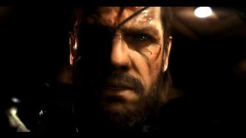Metal Gear Solid 5 Trailer HD 1080p)