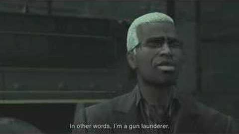 Metal Gear Solid 4 - 2007 Tokyo Game Show Trailer