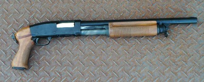 Remington Model 31