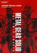 Metal Gear Solid Twin Snakes Guide 01 A