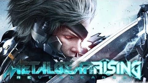 Metal Gear Rising Revengeance Demo Español